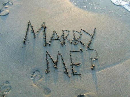 砂に描いたマリーミー